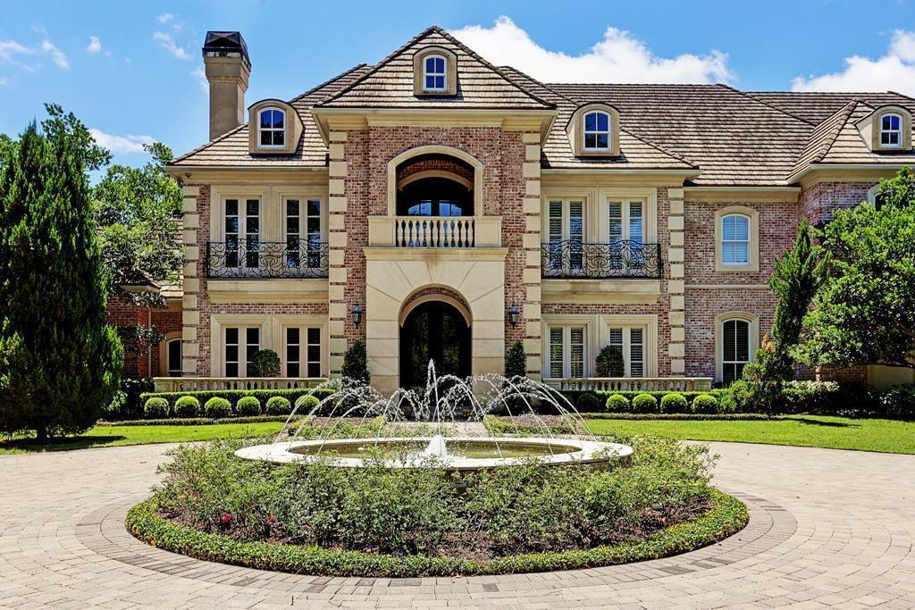 Adrian Peterson house - 2