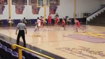 Arkansas high school basketball player one vs. five