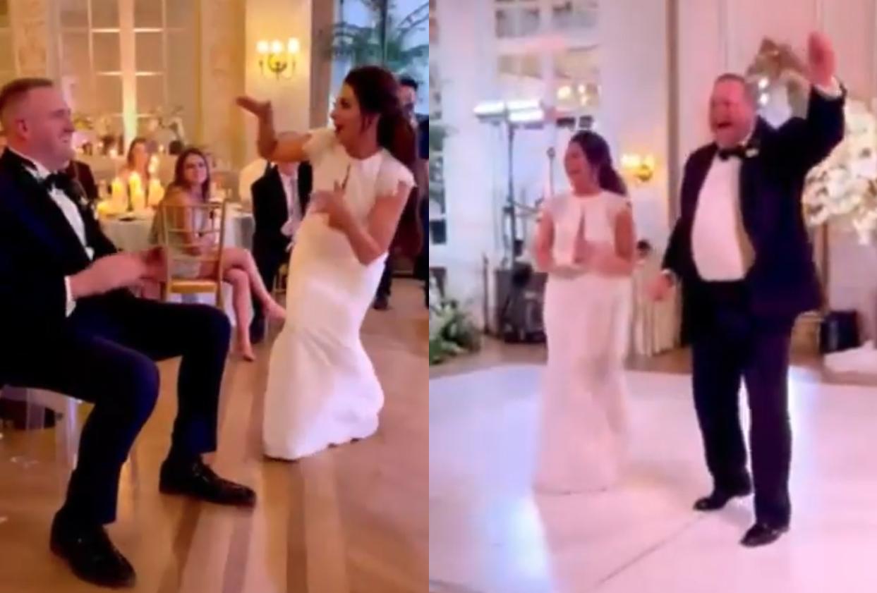 Bills fan father-daughter dance Shout