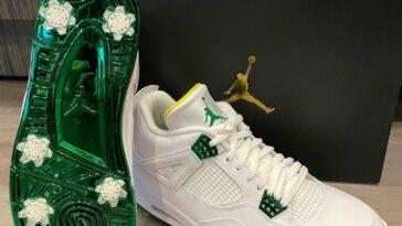 Bubba Watson Masters shoes Michael Jordan