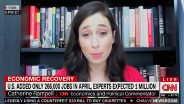 Catherine Rampell CNN