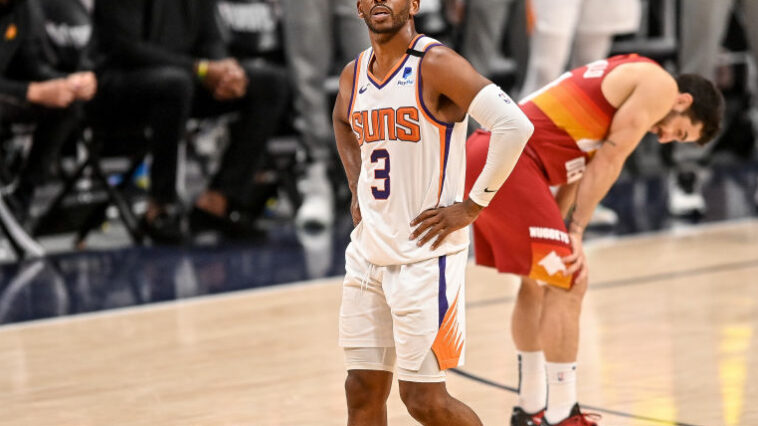 Chris Paul Tests Positive for COVID Despite Being Vaccinated