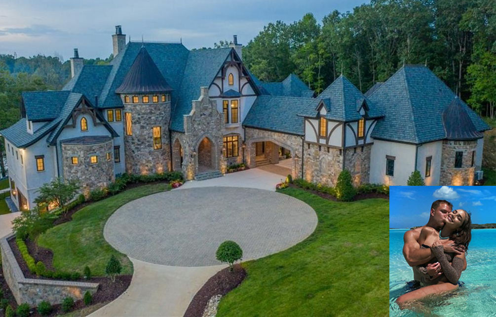 Christian Mccaffrey Buys North Carolina Castle For 7 5 Million Outkick