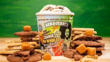 Colin Kaepernick ice cream Ben and Jerrys
