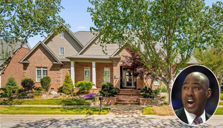 Danny Manning house for sale