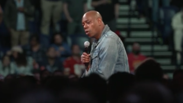 Dave Chappelle meet trans community rules video