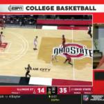 Dick Vitale talks death on ESPN