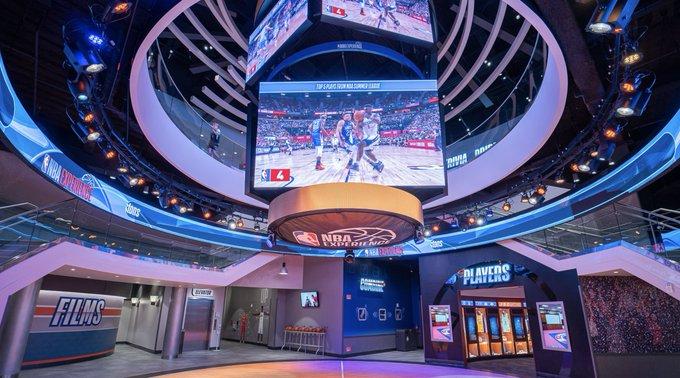 Disney NBA Experience closes