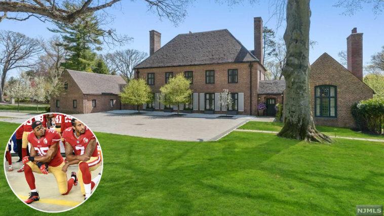 Eric Reid house for sale