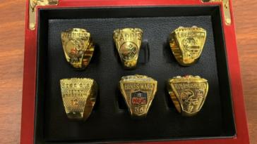 Fake Super Bowl ring bust