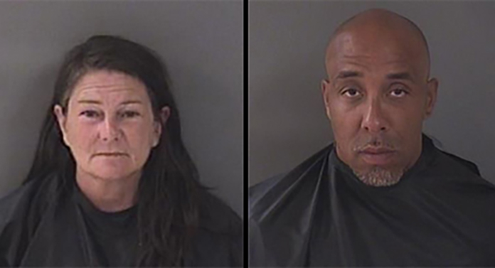 Florida couple arrested sex on playground equipment