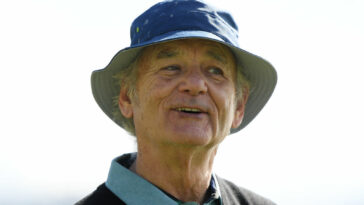 Bill Murray Absolutely Loves A Full Wrigley Field
