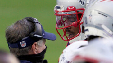 Belichick Praises Cam: 'Nothing But Positive Thoughts'