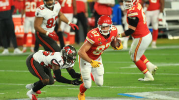 Travis Kelce Takes On MJ Mentality, Ring Or Bust For Chiefs TE