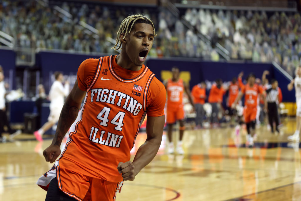 Couch: Forget About Gonzaga and Baylor — Illinois Is Going To Win NCAA Championship