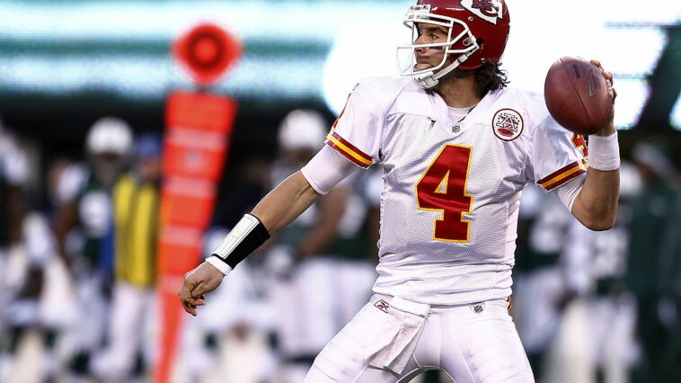 Former Chiefs QB Arrested On DUI Allegations