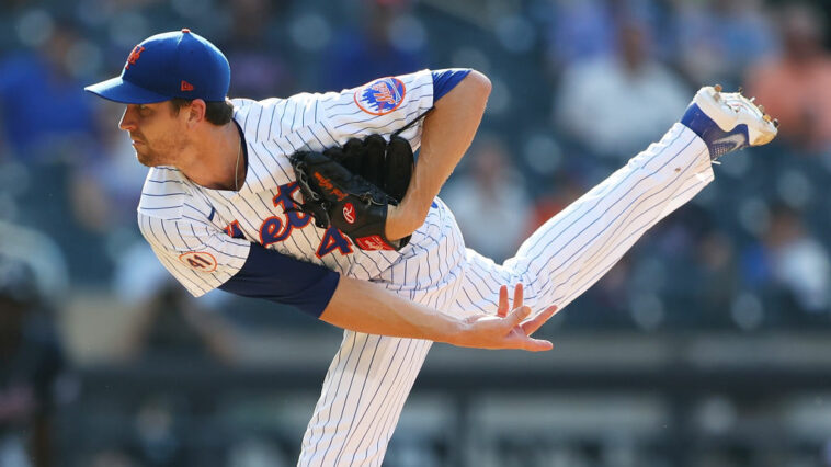 Jacob DeGrom Laughs Off His First 'Sticky' Check