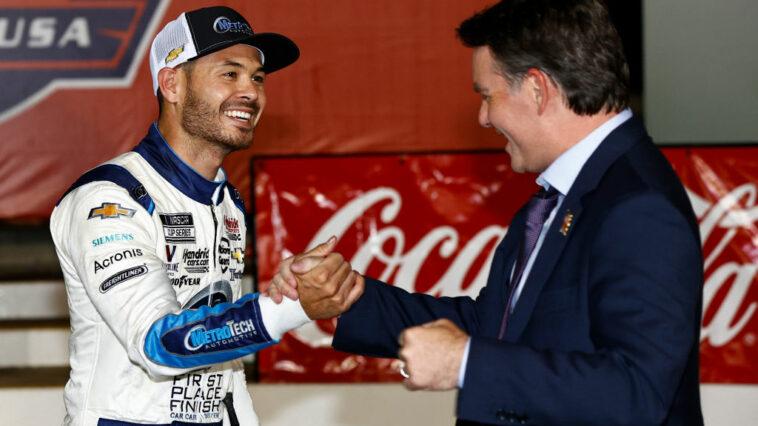 Jeff Gordon Leaves FOX, Takes on Bigger Role at Hendrick Motorsports