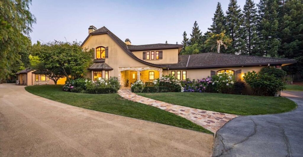 Jim Harbaugh house for sale