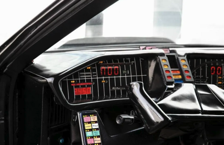 KITT Knight Rider car auction - 2