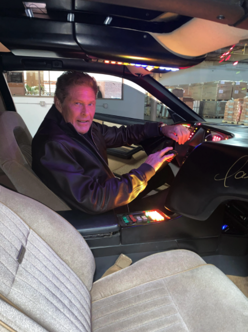 KITT Knight Rider car auction - 4