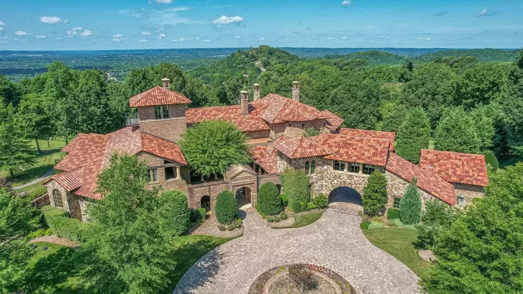 Kenny Chesney Tennessee house for sale