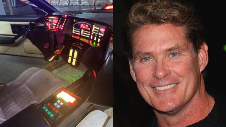 Knight Rider car auction photos