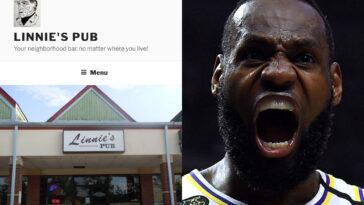 Linnie's Pub Cincinnati LeBron