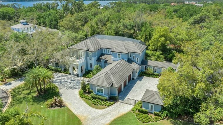 Lou Holtz house for sale Florida
