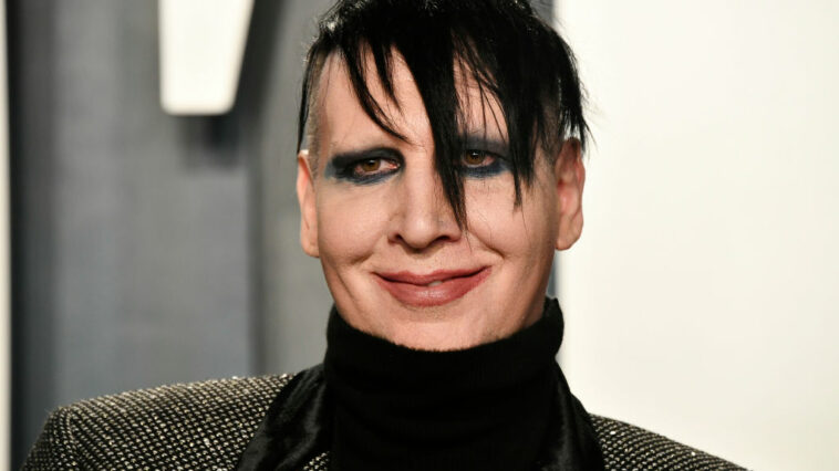 Marilyn Manson Expected To Turn Himself Into LAPD After Alleged Assaults