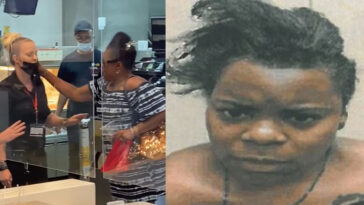 McDonalds assault Ohio woman