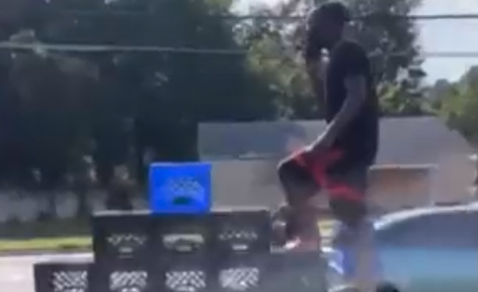 Milk Crate Challenge shootout video