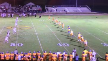 Mississippi high school kicker Jameim Oatis 6 foot 6 348 pounds