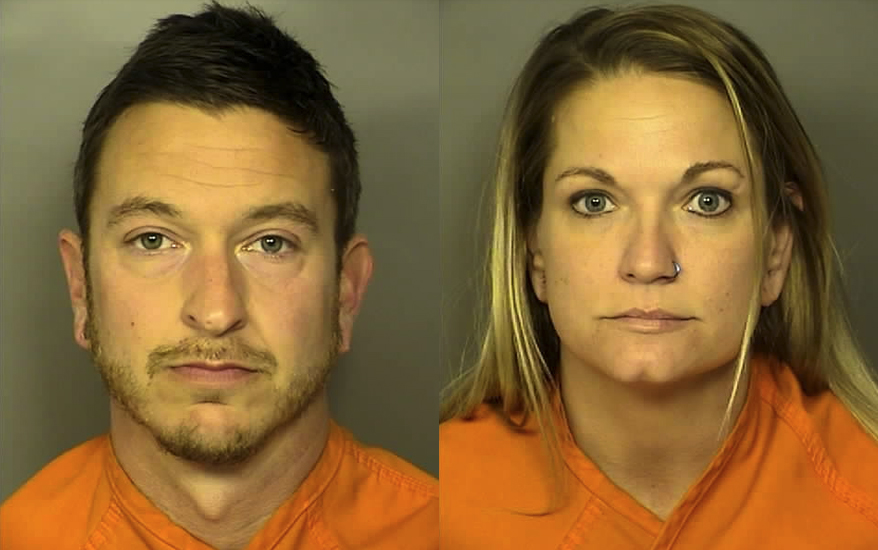 Myrtle Beach sex couple arrested again