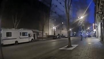 Nashville bombing police bodycam video
