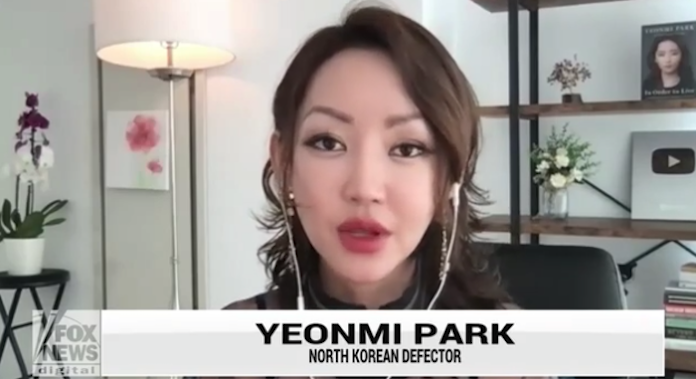 North Korean defector Yeonmi Park Ivy League wokes