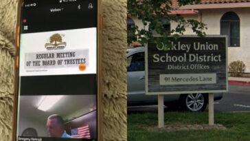 Oakley Union School Board video