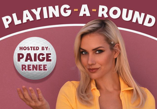 Paige Spiranac podcast