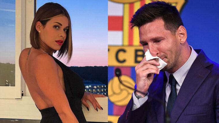 Playboy model Messi Handkerchief