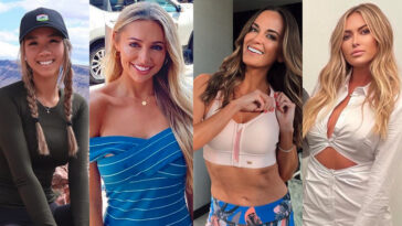 Ryder Cup wives and girlfriends
