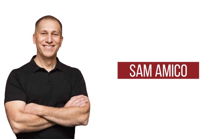 Sam Amico Author Box