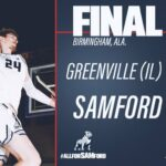 Samford basketball 174 points