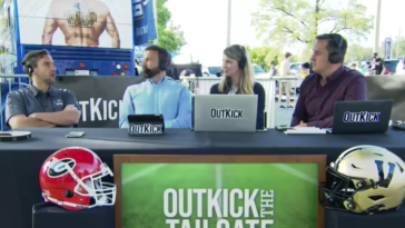 Outkick The Tailgate