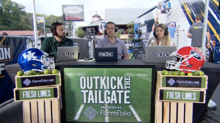 Fact or Fiction: OutKick The Tailgate Talks Zach Calzada, Lane Kiffin, Caleb Williams