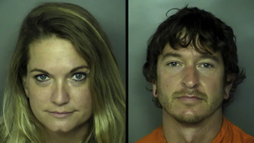 South Carolina sex couple arrested