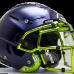 Splash shields football masks