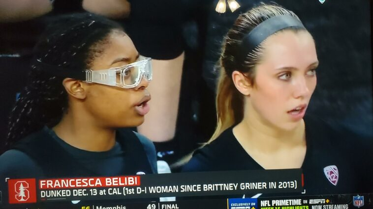 Stanford dunk video