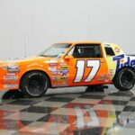 Street legal Darrell Waltrip tribute car - 4