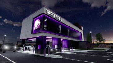Taco Bell drive thru experience