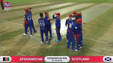 Taliban celebrates cricket victory
